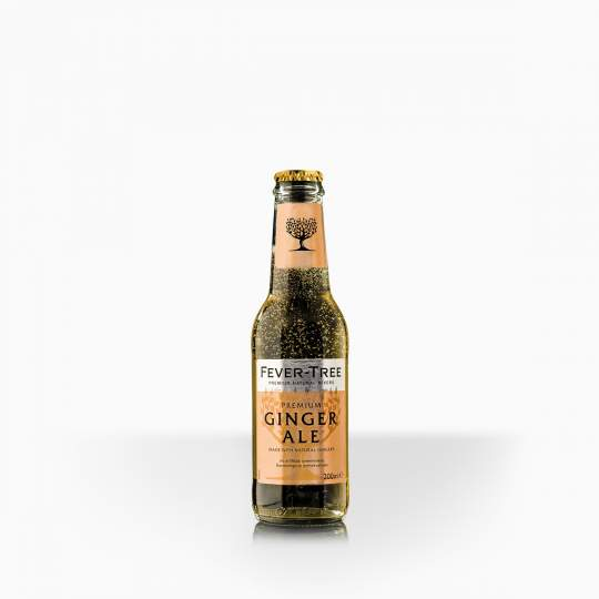 Fever-Tree Premium Ginger Ale 0,2l