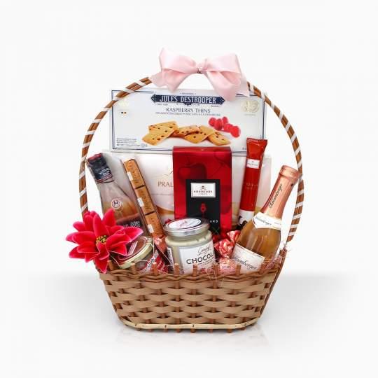 "Gift Basket ""Forbidden Fruits"""