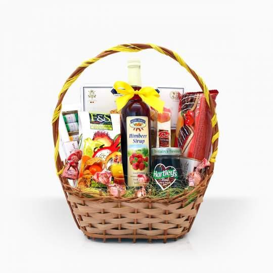 "Gift Basket ""Fruit Moments"""