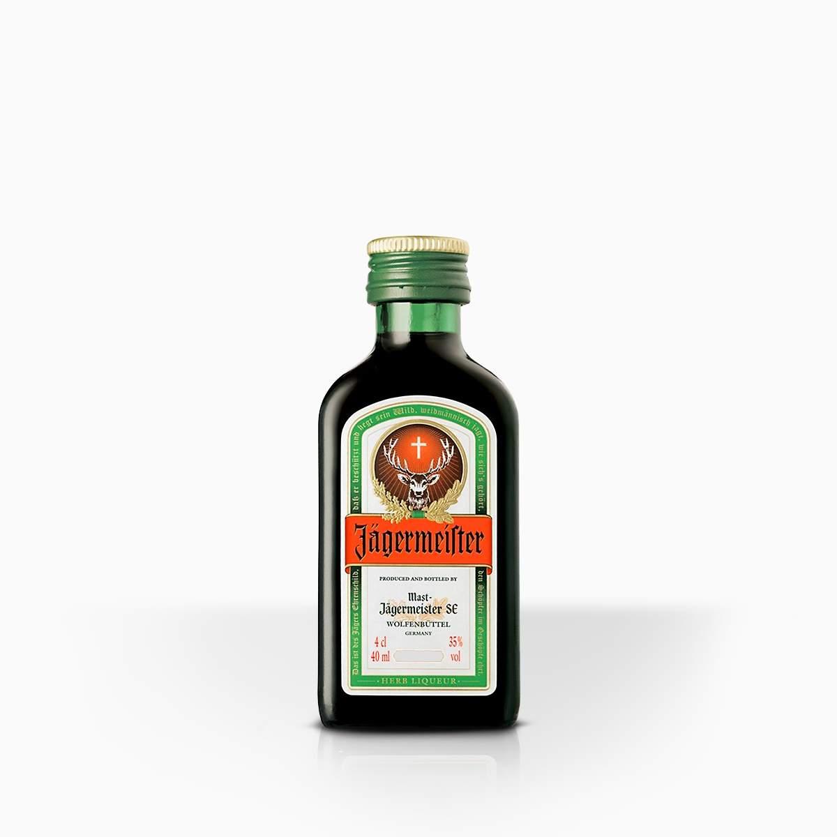 Likér Jagermeister 35% 0,04l