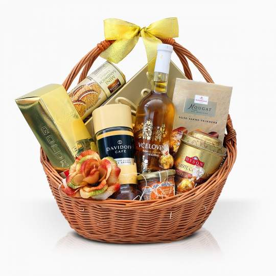 "Gift Basket ""Beautiful Bee"""