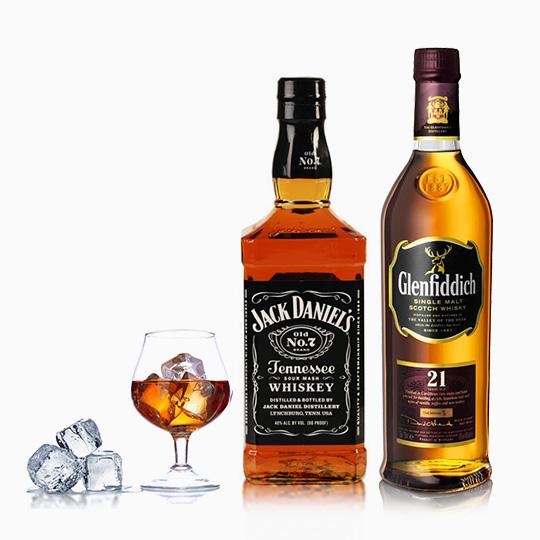 Whiskey, Bourbon