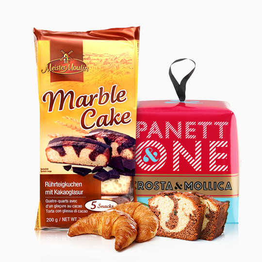Panettone and Pastry